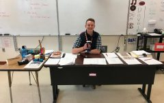 The Desk Podcast–An Interview with Mr. Mainois, the new French teacher.