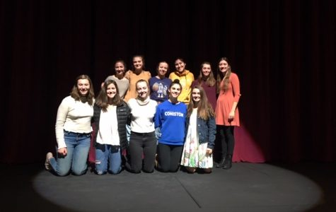 Poetry Out Loud Competition in New Center for the Arts