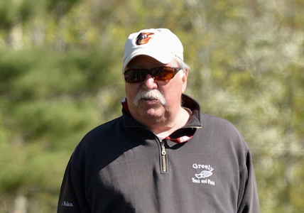 "After Years of ""Playing Track,"" Coach Folan to Retire"