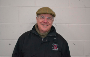 Coach Mothes Wins State Coach of the Year in Boys Ice Hockey