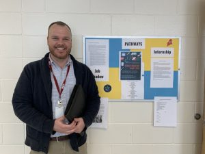 Westhoven Clears a Path as Pathways Coordinator